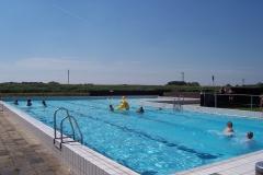 Zwembad in Oudesluis