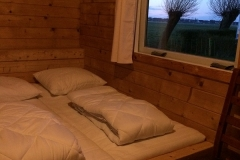 Slaapkamer Blokhut c