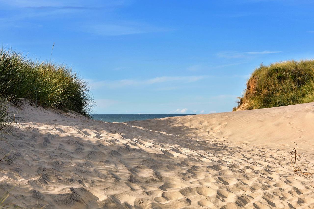 Strand van Groote Keeten