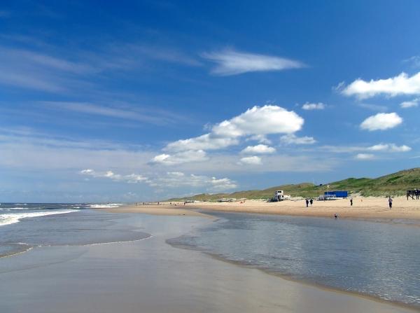Het strand van Julianadorp