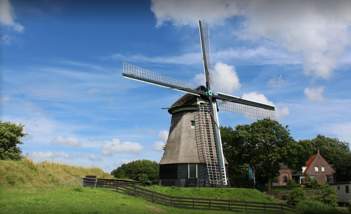 windmolen Wieringerwaard